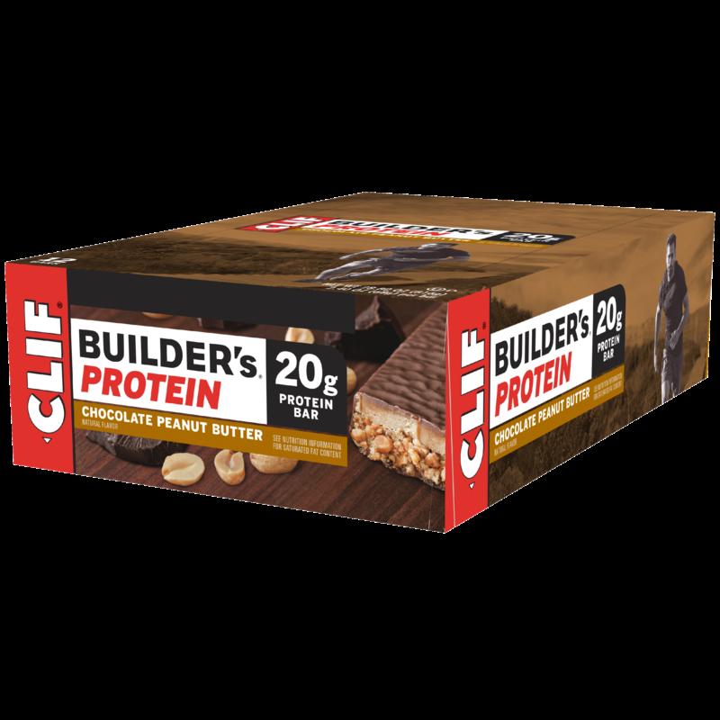 Clif Builder's Bar - 12 bars