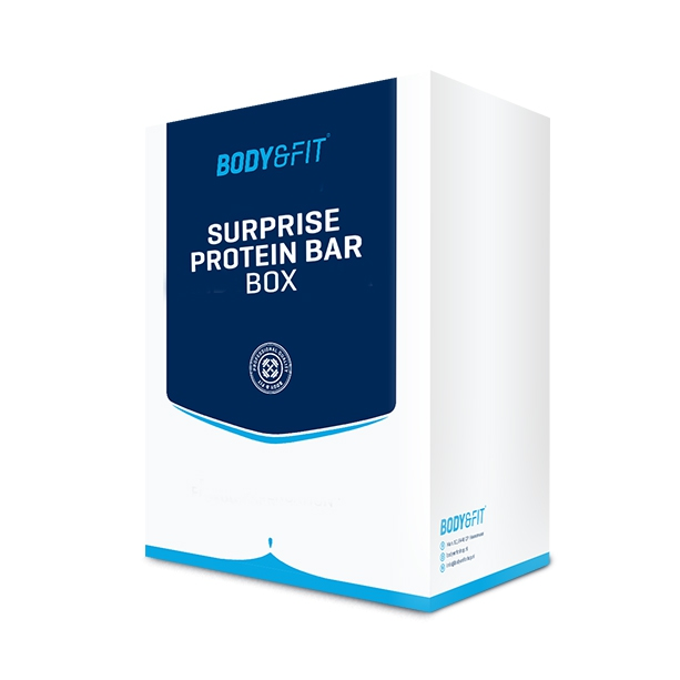 Surprise Protein Bar Box
